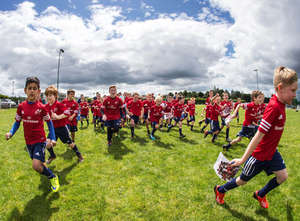 Video: Munster Rugby Summer Camps 2016