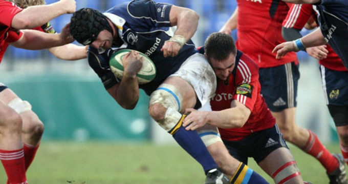 Video: Munster A v Leinster A Try Highlights