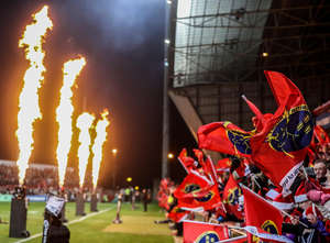 Ticket & Matchday Info: Munster v Racing 92