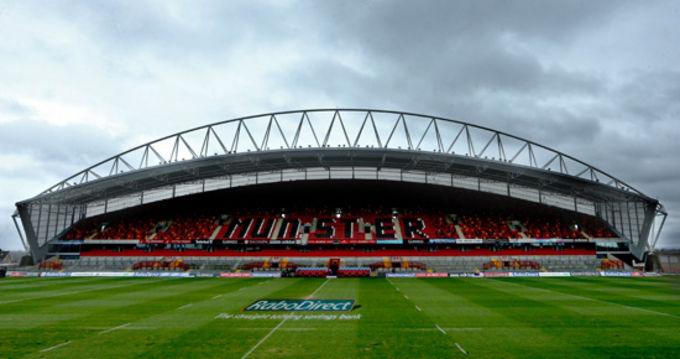 Munster face Ospreys in Thomond Park on Saturday night