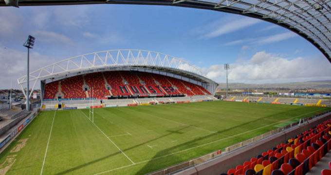 Munster v Leinster, Saturday, 31st March ko 7.30pm