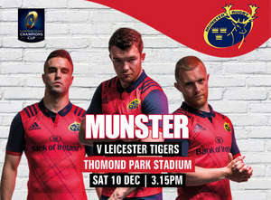 Champions Cup Christmas Classic Awaits