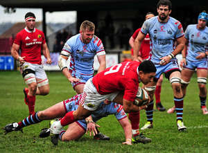 Munster A Take Maximum Points In Rotherham