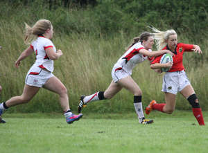 Munster U18 Girls 7s Development Programme Continues