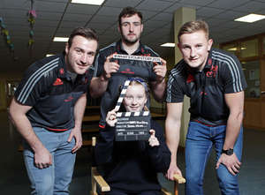 "Munster Support ""What's Your Story?"" Campaign"