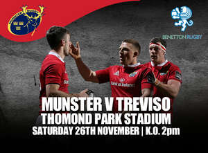 Tickets On Sale For Treviso