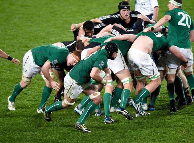 Ireland U20s win at scrum time in this morning's JWC 3rd place play-off
