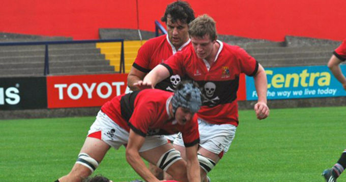 UCC take on Bruff this weekend at the Mardyke