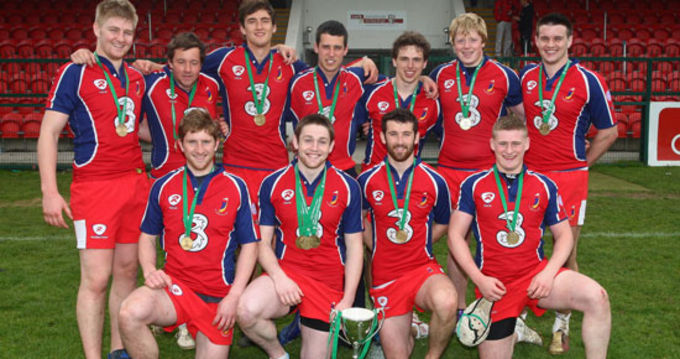 UL Bohemians win the Munster Club sevens