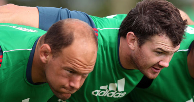 BJ Botha in line to see some game-time on Friday night with Damien Varley named as Captain