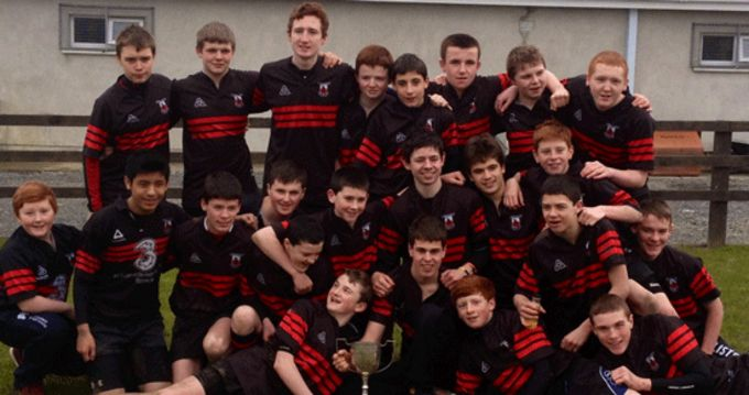 Congratulations to Waterpark U15's, winners of the East Munster U15 League