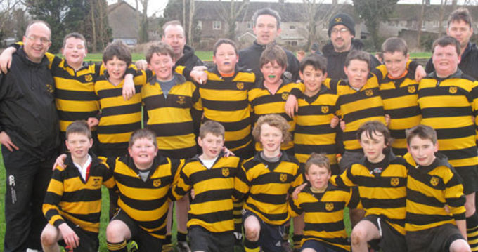 Young Munster U12's Win Lysaght Cup