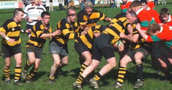 Youghal RFC in action this week-end