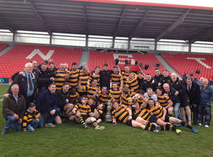 Young Munster Crowned Munster Junior Cup Champions