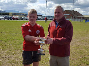 Back to Back Cleary Cup Success for High School Clonmel