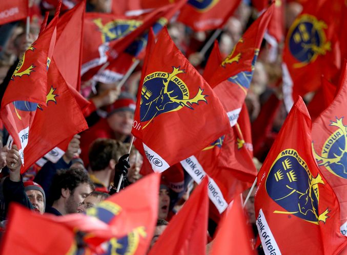 Munster v Racing 92 Sold Out