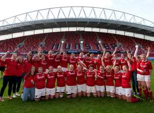 Munster Women's Interpro Fixtures Announced