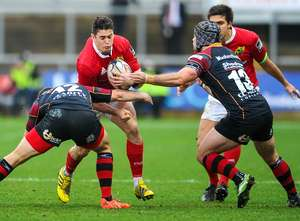 Munster Downed By Dragons