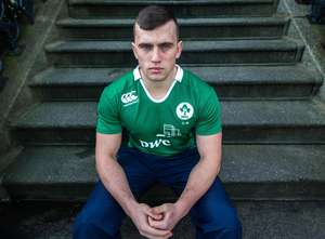 Much-Changed Ireland U20s Named