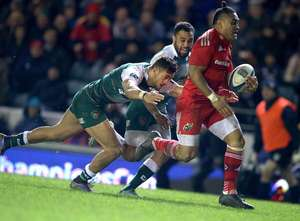 Champions Cup Defeat At Welford Road