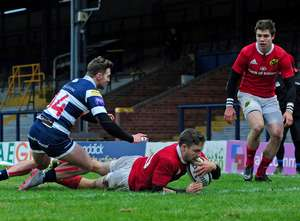 Yorkshire Carnegie Prove Too Strong For Munster A