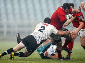 Munster Win Hard Fought Battle In Parma