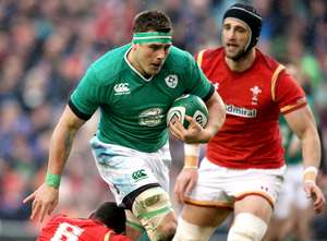 Ireland And Wales Share The Spoils