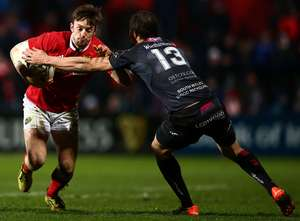 Munster Suffer Home Defeat In Cork
