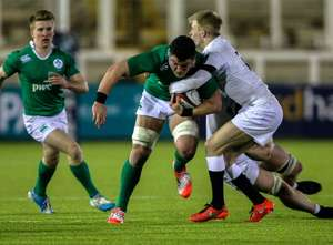 Ireland U20s Win In Newcastle