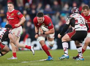 Video & Pics: Munster v Edinburgh