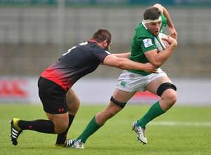 Ireland U20s Named For Semi-Final Clash