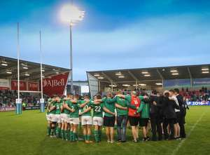 Not To Be For Ireland And Ireland U20s