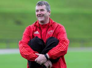 Munster President Sends Condolences To Family