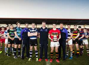 Video & Pics: Schools Cup Launch