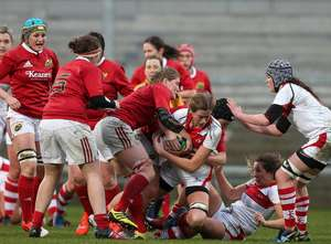 Munster Women's Team To Face Connacht
