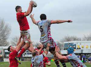Munster A Named For B&I Cup In Ennis