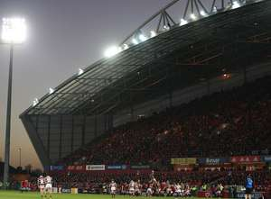 Munster Support Nominated Charities On St Stephen's Day