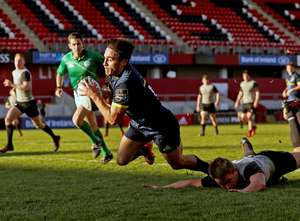 Munster Development XV Win In Thomond Park