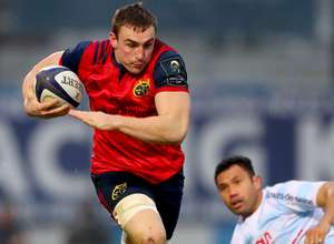 Munster Name Side For Crucial Racing Clash.