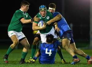Fitzgerald On Scoresheet As Ireland U20s Make A Point