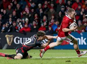 Video & Pics: Munster v Newport Gwent Dragons