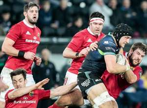 Video & Pics: Ospreys v Munster