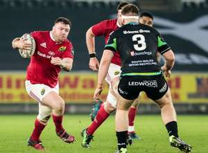 Munster Go Top After Late Win
