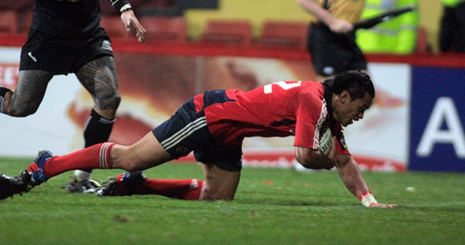 Munster and Warriors Finish Level in Glasgow
