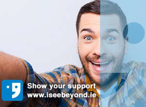 Munster Supports #ISeeBeyond Campaign
