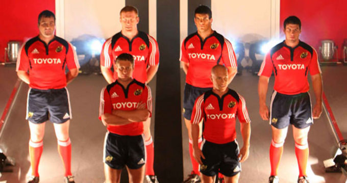 The new adidas Munster kit is revealed
