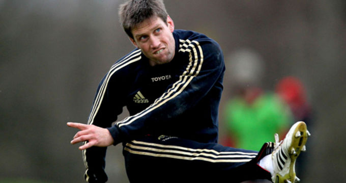 Ronan O'Gara set to win his 100th Heineken Cup cap on Saturday
