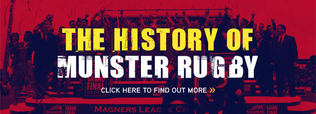 Munster Rugby History